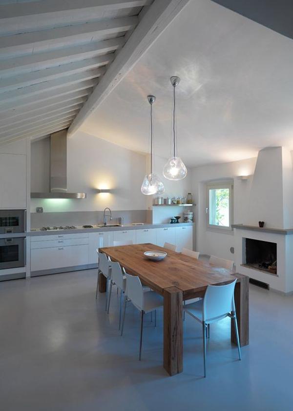 Come illuminare la cucina - Illuminazione sottopensile cucina ...
