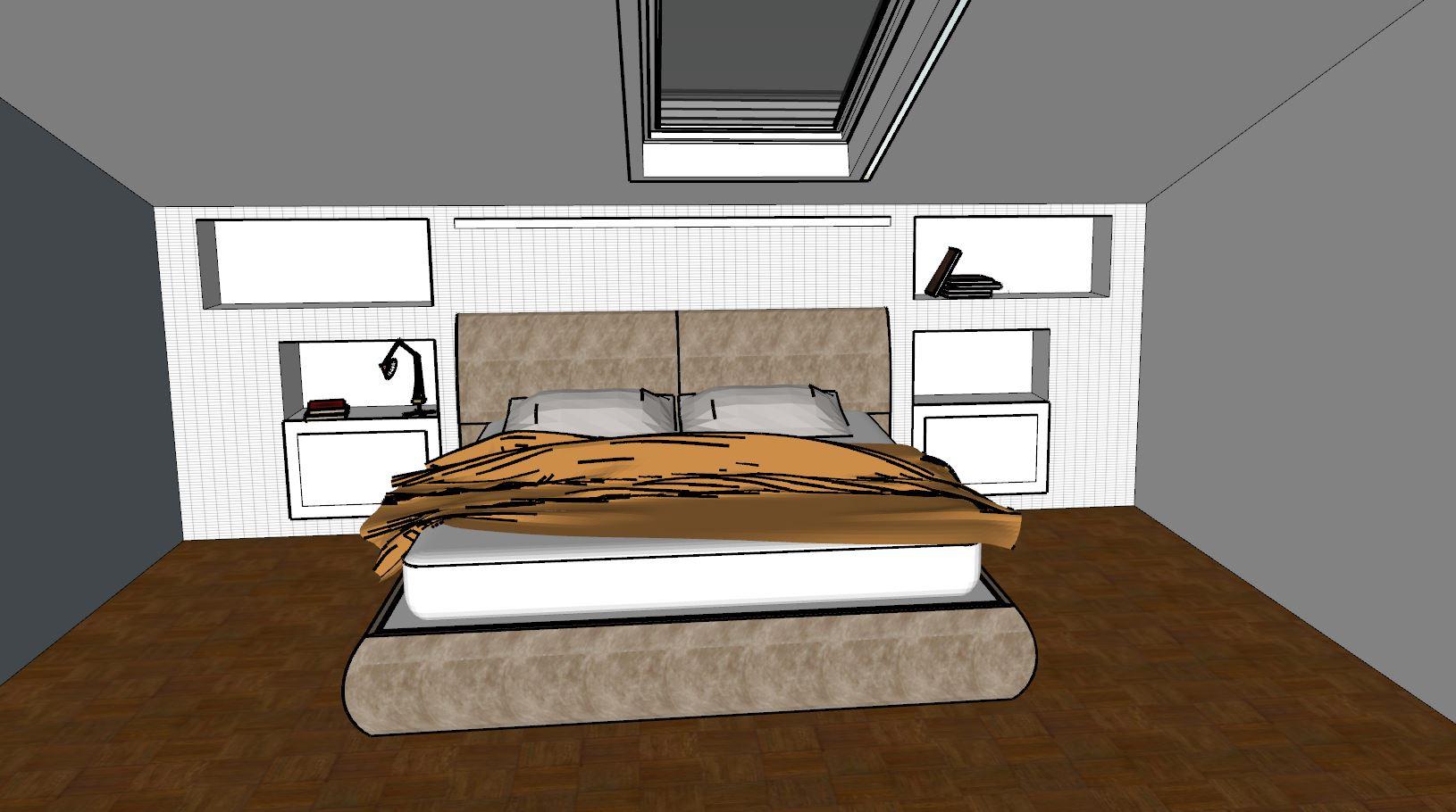 4 modi di arredare la camera da letto di piccole dimensioni for Camere da letto piccole