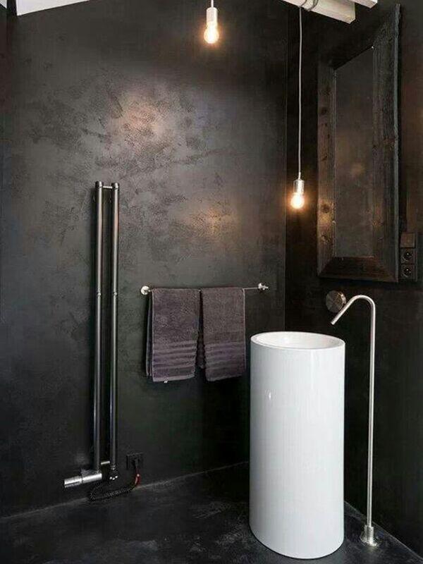 Ristrutturare il bagno scegliamo insieme la resina - Resina in bagno ...