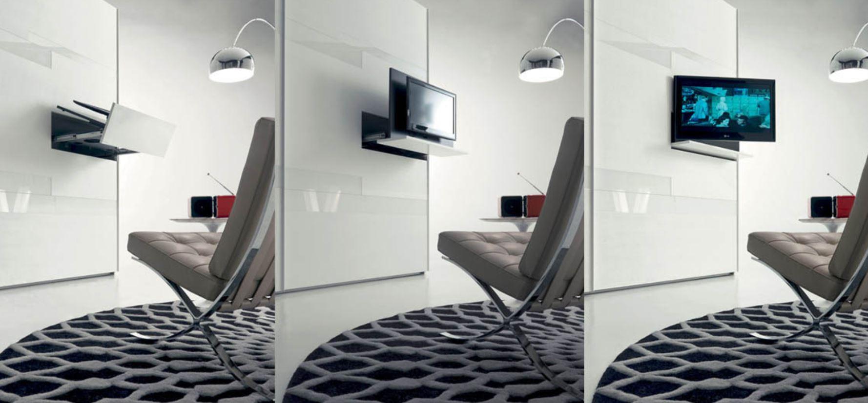 3 Soluzioni Per Inserire La Tv In Camera Da Letto