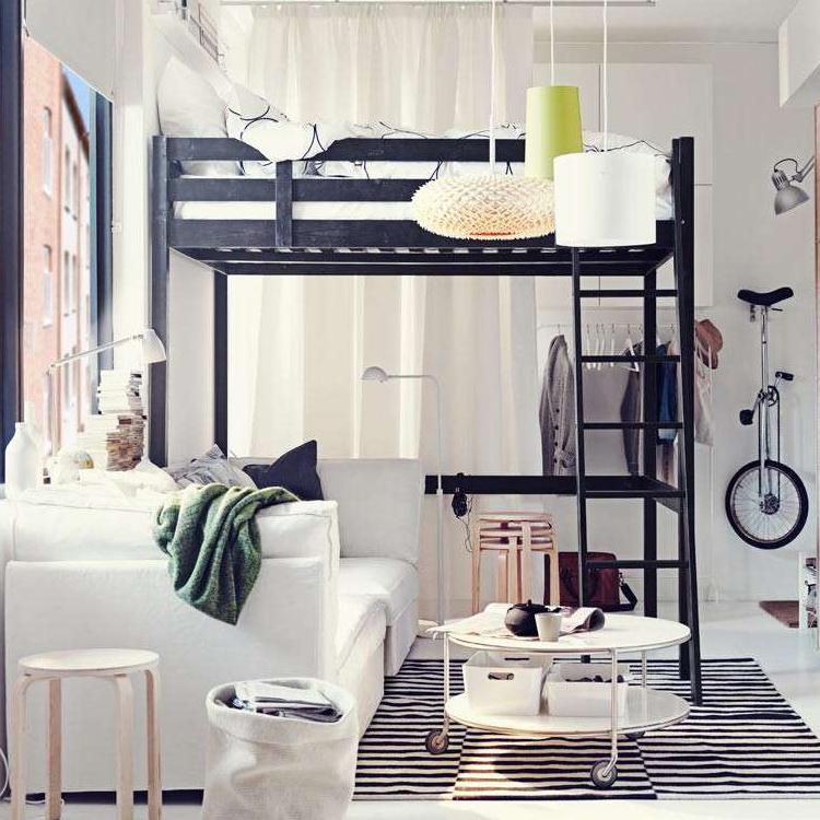 Arredare casa - Arredare camera piccola ...