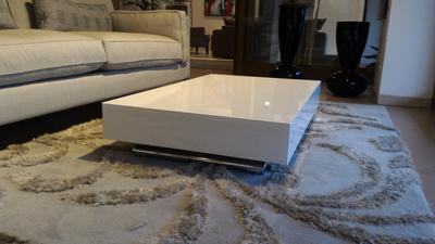 Tavolino Salotto Torino.Box Il Tavolino Trasformabile Ozzio Italia
