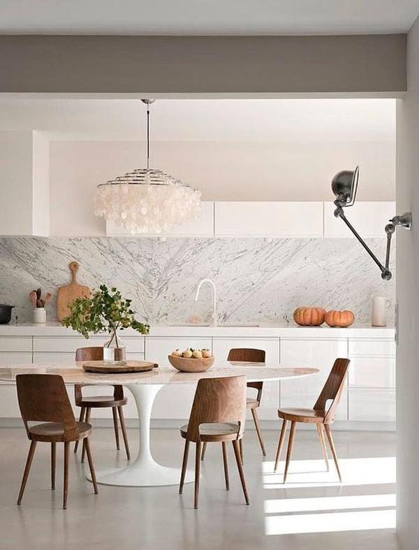 Scegliere il rivestimento della cucina for Rivestimento cucina
