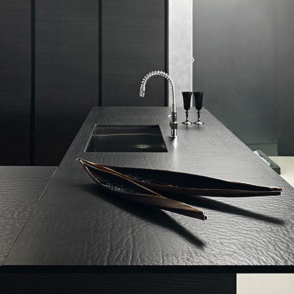 Scegliere il top per la cucina i consigli del nostro staff - Piano cucina quarzo ...