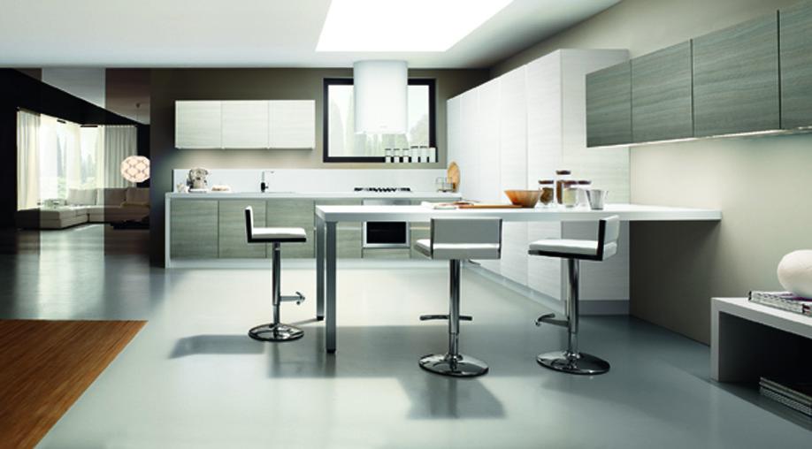 Cucine moderne a torino arredamenti vottero - Cucine moderne italiane ...