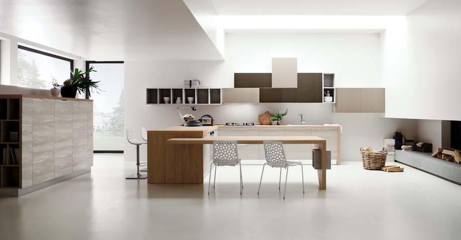 Cucine moderne a torino arredamenti vottero for Mobili cucine torino