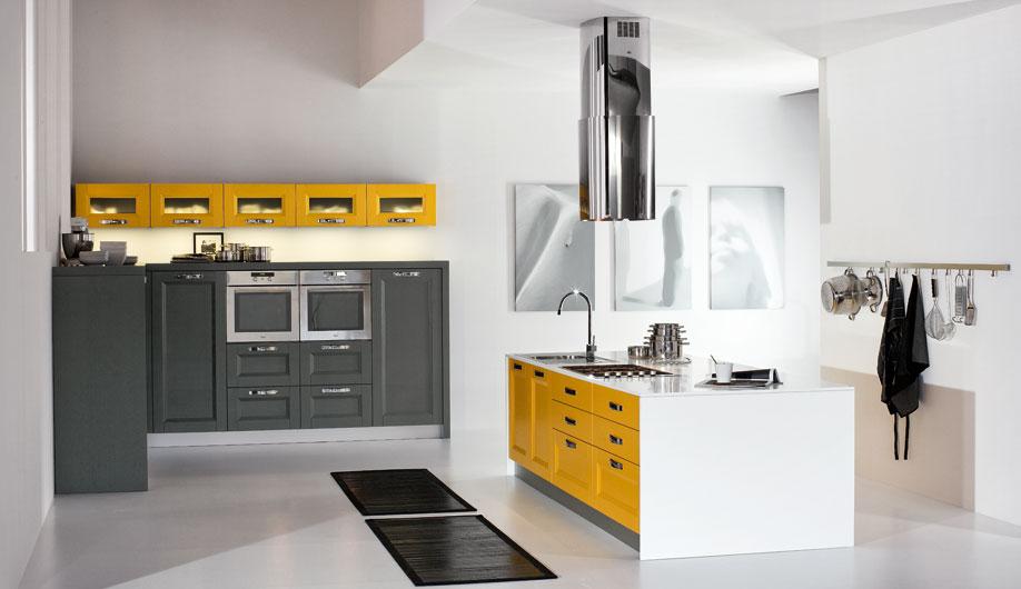 Cucine Italiane Design Moderne ~ Trova le Migliori idee per Mobili e Interni di Design