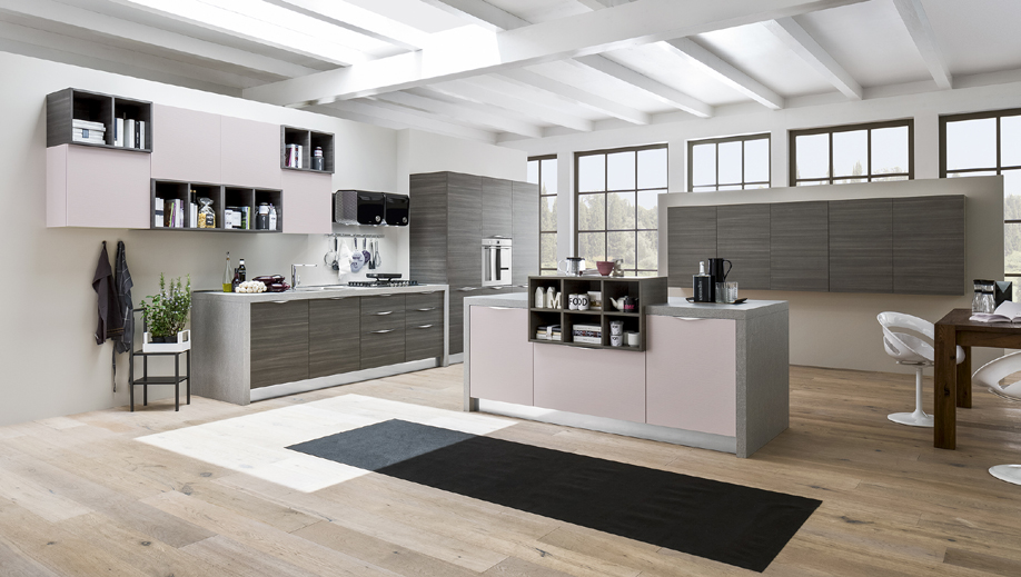 Cucine moderne a torino arredamenti vottero - Cucine moderne arrex ...
