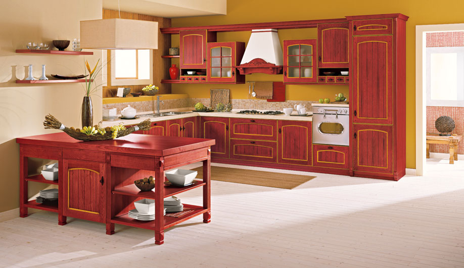 Cucine Colorate Moderne. . Piastrelle Cucina Colorate Bello ...