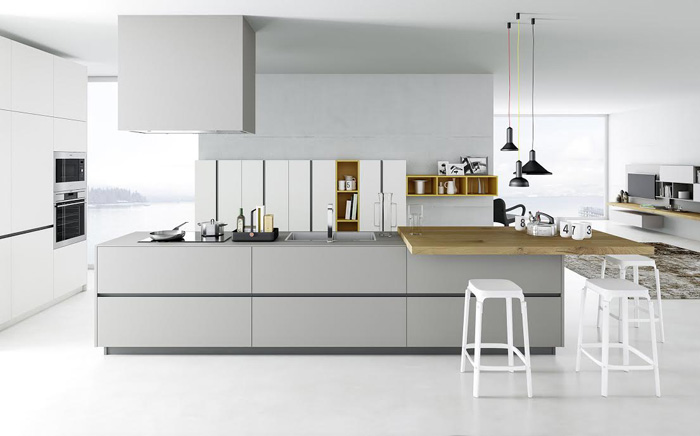Meson 39 s cucine - Marchi cucine moderne ...