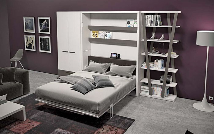 Clever for Letto a scomparsa clever