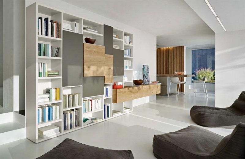 Mobili sangiacomo torino for Mobili librerie torino