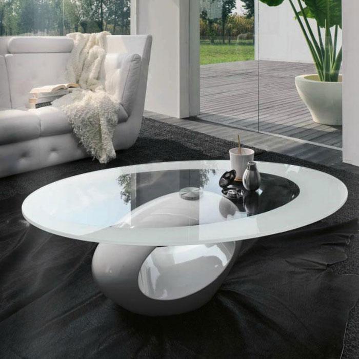 tavolini da salotto moderni in marmo: tavolini da salotto circus ... - Tavolino Salotto Piano Vetro Palestrina