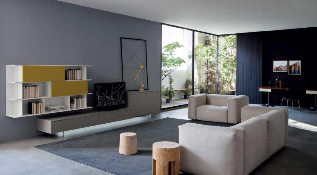 Soggiorni moderni a torino arredamenti vottero for Arredamento casa torino
