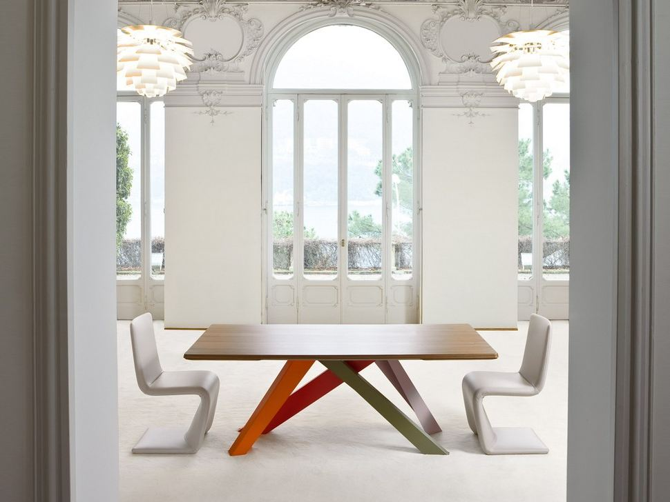 Tavoli e sedie a torino arredamenti vottero - Tavolo bonaldo big table ...