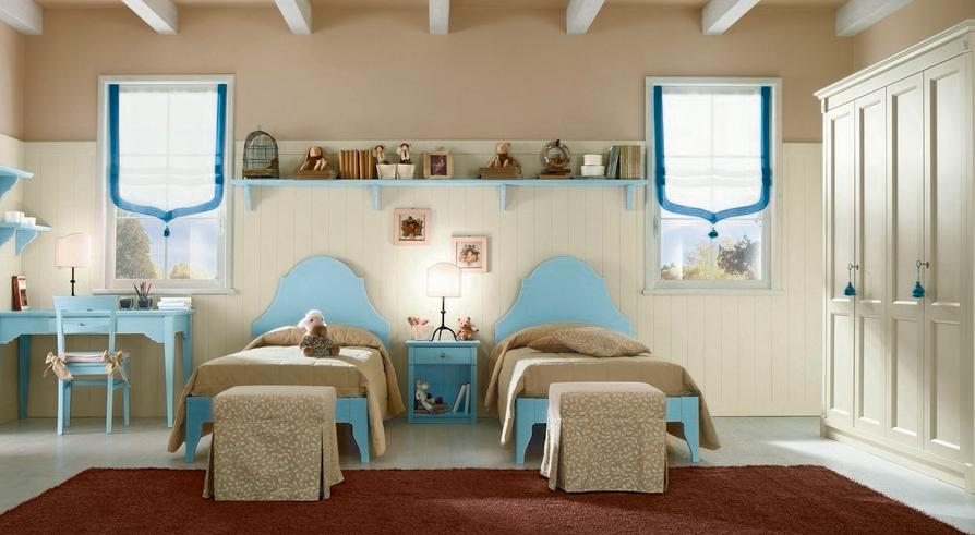 Cheap arredamento camera da letto stile country mobili - Camere da letto stile inglese ...